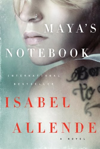 Maya's Notebook A Novel N/A 9780062105622 Front Cover