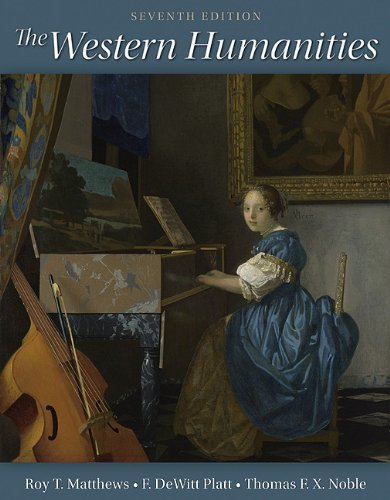 Western Humanities, Complete  7th 2011 edition cover
