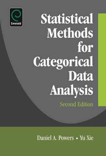 Statistical Methods for Categorical Data Analysis, 2nd Edition  2nd 2008 9780123725622 Front Cover