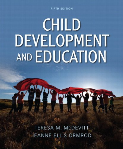 Child Development and Education  5th 2013 edition cover