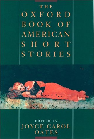 Oxford Book of American Short Stories   1994 (Reprint) edition cover