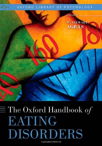 Oxford Handbook of Eating Disorders   2010 edition cover