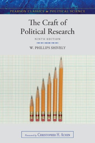 Craft of Political Research  9th 2013 (Revised) edition cover