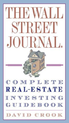Wall Street Journal. Complete Real-Estate Investing Guidebook   2006 edition cover