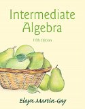 Intermediate Algebra Plus NEW MyMathLab with Pearson EText -- Access Card Package  5th 2016 edition cover