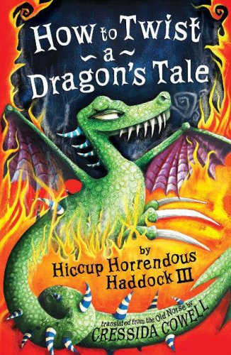 How to Twist a Dragon's Tale (Hiccup) N/A edition cover