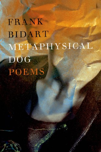 Metaphysical Dog Poems  2014 edition cover