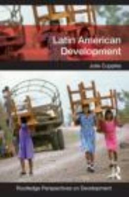 Latin American Development   2013 edition cover