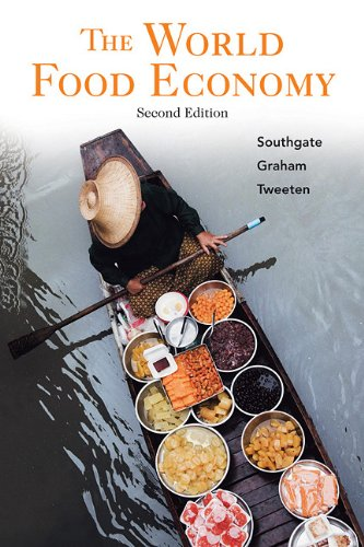World Food Economy  2nd 2011 edition cover