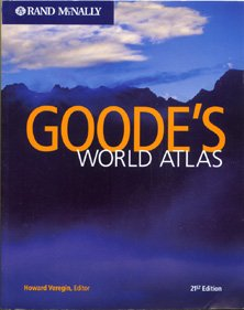 RAND MCNALLY GOODE'S WORLD ATL 1st 2005 edition cover