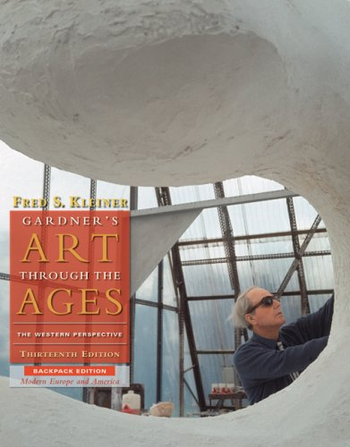 Gardner's Art Through the Ages Backpack Edition, Book D  2010 edition cover
