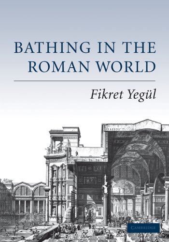 Bathing in the Roman World   2010 edition cover