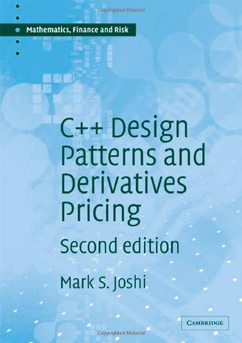 C++ Design Patterns and Derivatives Pricing  2nd 2008 edition cover