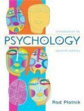 Introduction to Psychology  7th 2005 (Revised) edition cover