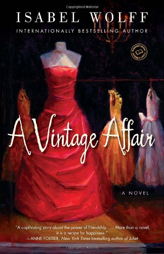 Vintage Affair A Novel N/A 9780553386622 Front Cover
