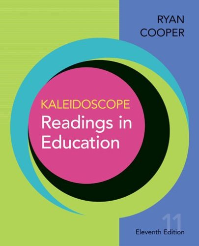 Kaleidoscope Readings in Education 11th 2007 edition cover