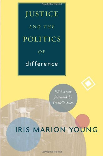 Justice and the Politics of Difference   2012 (Revised) edition cover