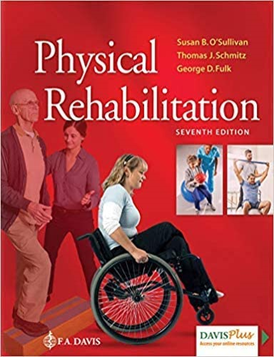 Physical Rehabilitation  7th 2019 (Revised) 9780803661622 Front Cover