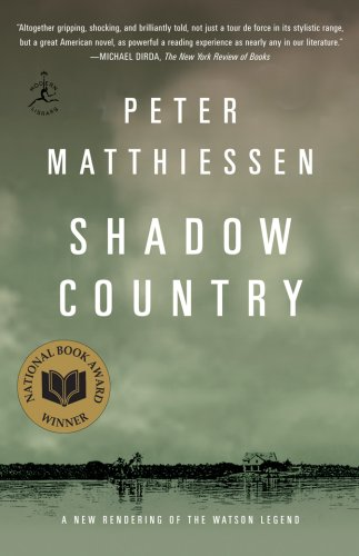 Shadow Country A New Rendering of the Watson Legend  2008 edition cover