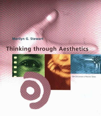 Thinking Through Aesthetics  N/A edition cover