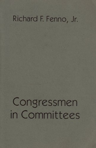 Congressmen in Committees 1st 1995 edition cover