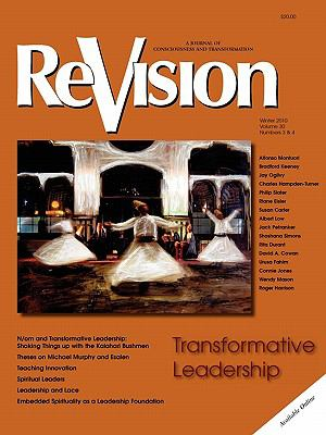 Transformative Leadership  N/A 9780981970622 Front Cover