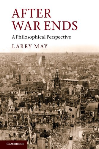 After War Ends A Philosophical Perspective  2012 9781107603622 Front Cover