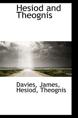 Hesiod and Theognis:   2009 edition cover