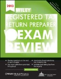 Wiley Tax Preparer A Guide to Form 1040 2nd 2013 9781118072622 Front Cover