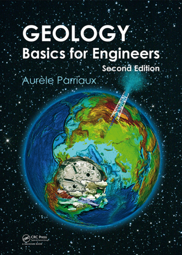 Cover art for Geology: Basics for Engineers, 2nd Edition