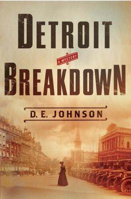 Detroit Breakdown   2012 edition cover