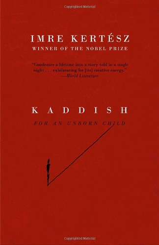 Kaddish for an Unborn Child   2004 edition cover