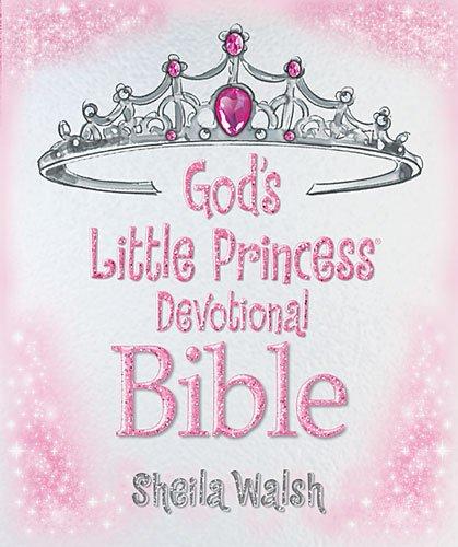 God's Little Princess Devotional Bible   2012 9781400320622 Front Cover
