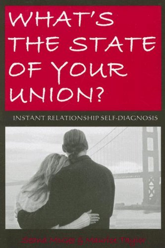 What's the State of Your Union? Instant Relationship Self-Diagnosis  2007 (Adult) edition cover