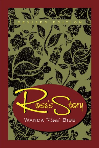 Rose's Story   2010 (Revised) edition cover