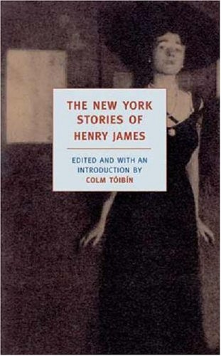 New York Stories of Henry James   2005 edition cover