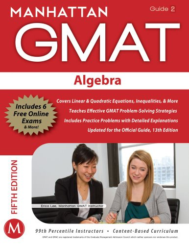 Algebra  5th (Revised) 9781935707622 Front Cover