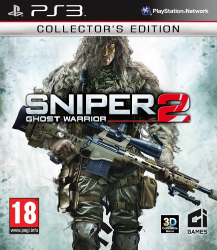 Sniper Ghost Warrior 2 Collectors Edition [AT-PEGI PlayStation 3 artwork