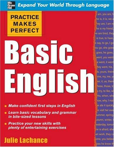 Basic English   2009 edition cover