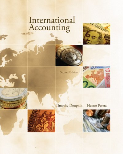 International Accounting 2nd 2009 edition cover