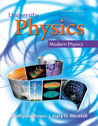 University Physics with Modern Physics  2nd 2014 9780077409623 Front Cover