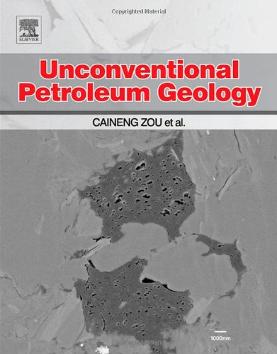 Unconventional Petroleum Geology   2013 edition cover