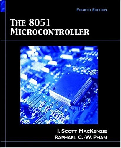 8051 Microcontroller  4th 2007 (Revised) edition cover