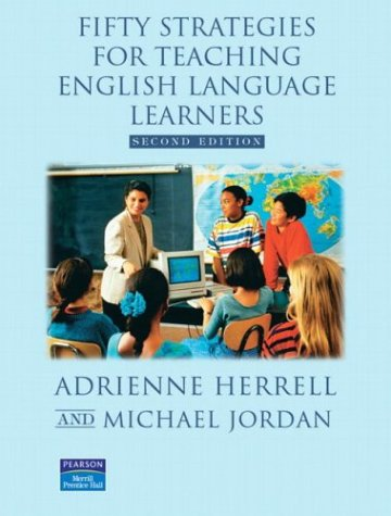 Fifty Strategies for Teaching English Language Learners  2nd 2004 edition cover
