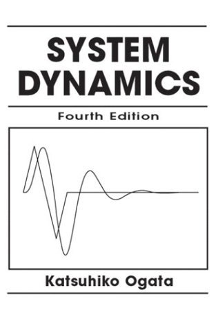 System Dynamics  4th 2004 9780131424623 Front Cover