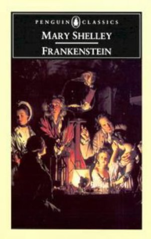 Frankenstein   1995 (Revised) edition cover