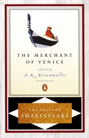 Merchant of Venice   2000 (Revised) edition cover