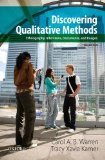Discovering Qualitative Methods Ethnography, Interviews, Documents, and Images 3rd 2015 edition cover