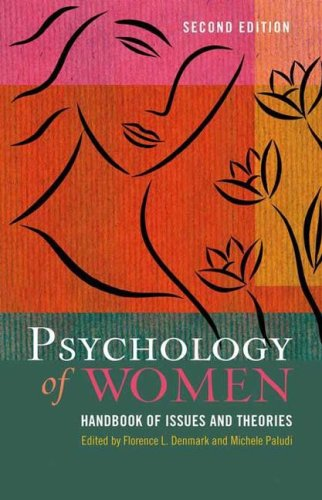 Psychology of Women A Handbook of Issues and Theories 2nd 2007 (Revised) edition cover