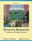 Effective Marketing Creating and Keeping Customers  1995 9780314041623 Front Cover